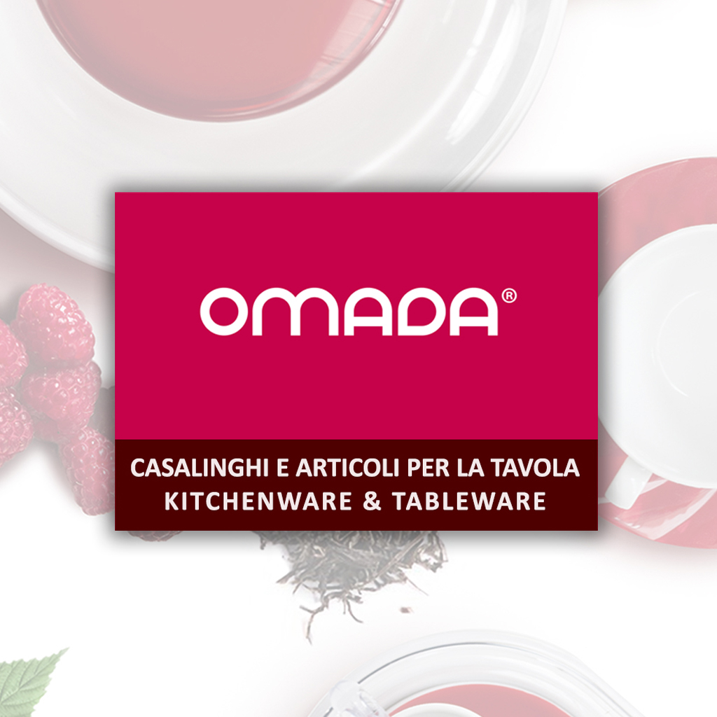 Logo Omada kitchenware & tableware